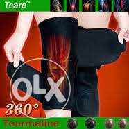 self heating knee band