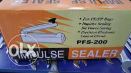 Impulse sealer