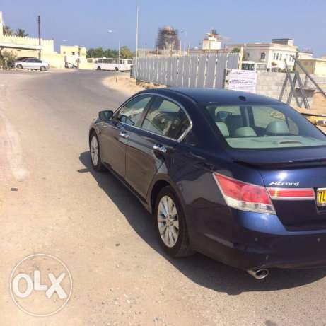 Honda Accord 2012 model V6 The number one slot and skin US imported مسقط -  3