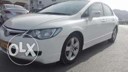 Honda Civic 2008 No 2 Oman Car - Fixed Price