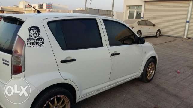 Daihatsu sition Model 2010 full auto 1.3cc السيب -  4