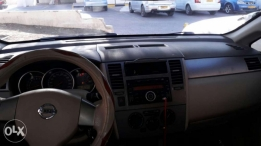 2010 Tiida Well maintained good condition