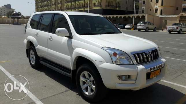 Toyota prado Vx Special 2009 mint condition