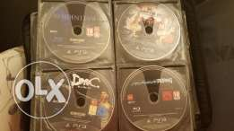 BUY ANY 4 PS3 GAMES for 20 rials! Choose from ALL THESE PICTURES!