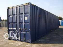 40 feet & 20 feet Used SeaWorthy Containers for Sale