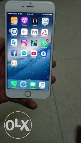 iphone 6plus 16 gb مسقط -  2