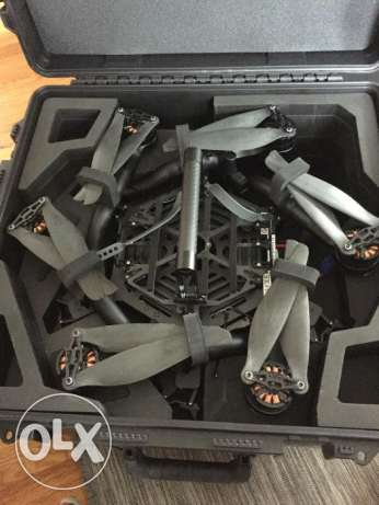 FreeFly Systems Alta 6 Drone -Plus Batteries and Charger