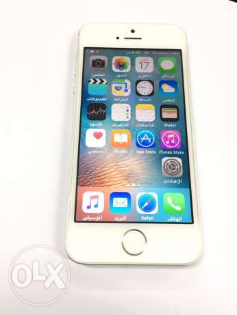 Iphone 5s 64 GB Excellent Very بوشر -  1