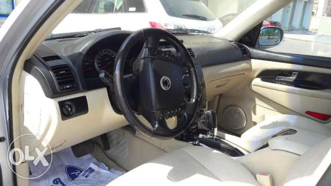 Ssang Yong low mialage vehicle in excellent condition صحار -  6