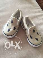 polo Ralph Lauren baby shoes size 19-urgent sale