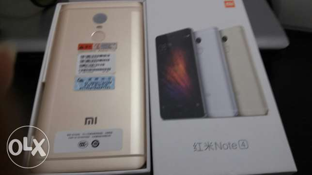 Xiaomi Note 4 64gb New