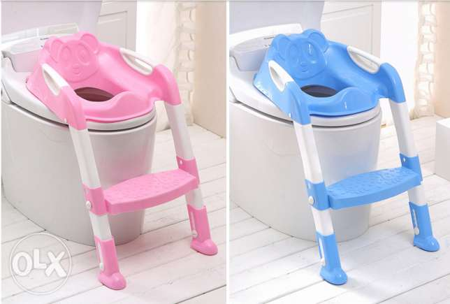 kids potty trainer ladder مسقط -  1
