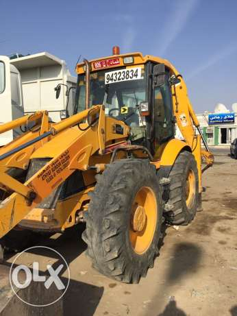 JCB 4CX with Bracker model 2007