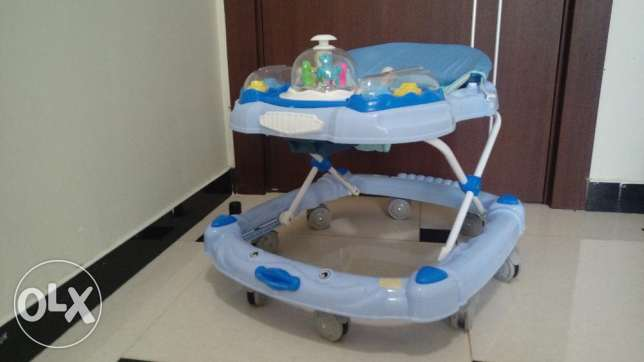 Baby Walker for sale (Rarely used)