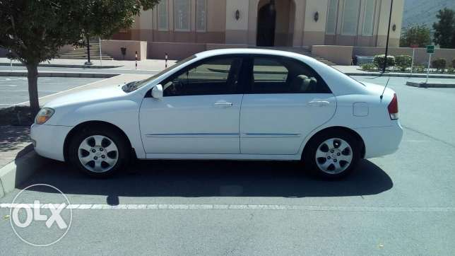 Cerato 2007 manual gear 1.6 well maintained in very good condition. ينقل -  5