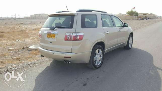 GMC acdia model 2008 km 119 only fool obchanns مسقط -  1