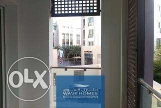 Very spacious one bedroom available right behind the Walk at the Wave مسقط -  7