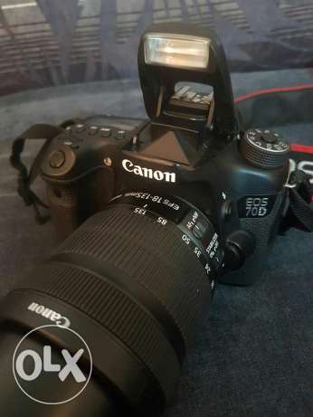 Canon 70D with 18-135mm IS مسقط -  3