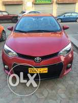 Toyota corolla 2014 clear in good condition