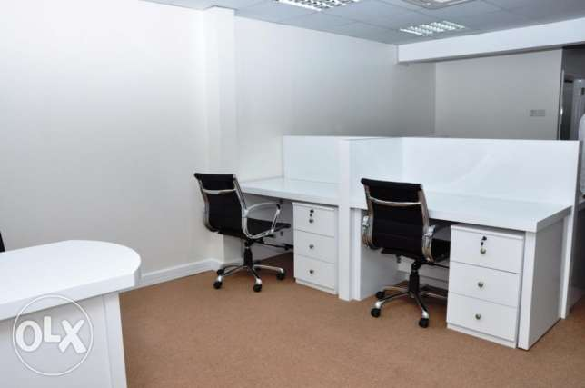 Fully Furnished Office for Sale /Rent in Prime location مسقط -  3
