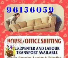 All time house shifting service