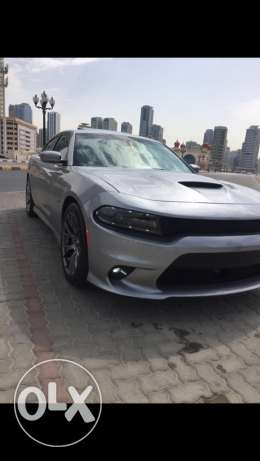 Charger 2016 SRT bodykit