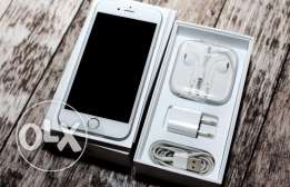 New iPhone 6s 128 GB silver