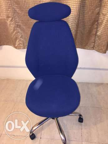 Computer chair good condition