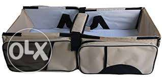 neonates travel bed and bag-2 in 1 مسقط -  6