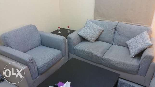 كنب لستة اشخاص Sofa set (Great offer!!) السيب -  3