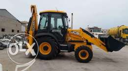 Jcb 3cx 2015 model and sewage water tanker available for rent only