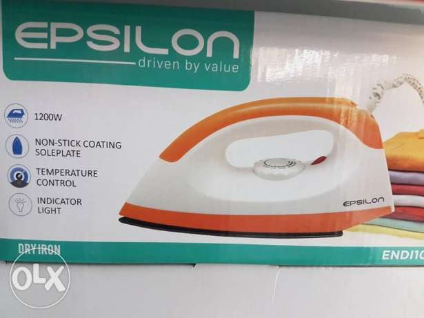 epsilon dry iron- SPECIAL OFFER مسقط -  1