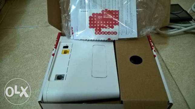 Wire Less Router for Home BroadBand - Ooredoo السيب -  2