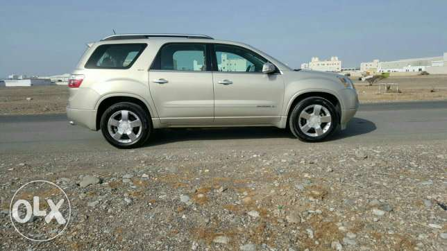 GMC acdia model 2008 km 119 only fool obchanns مسقط -  4