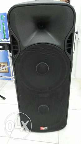 Used professional speaker for sale