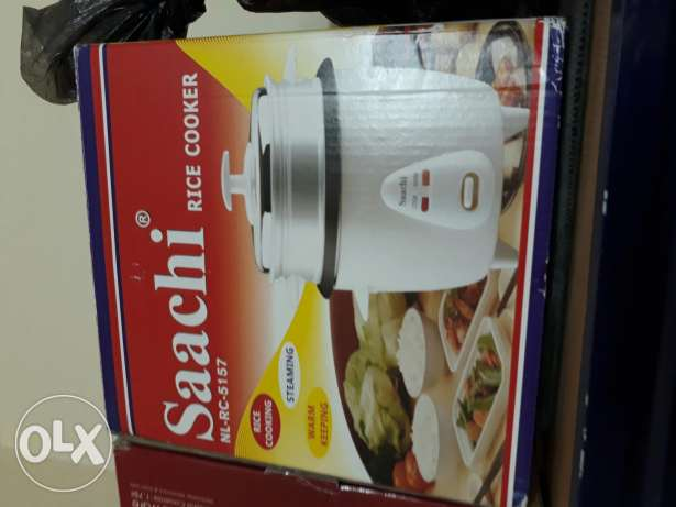 Rice cooker excellent condition..ro 4.5