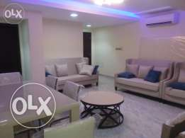 Full Furnished Luxurious 2 BHK + 1 Maid room Appartment For Rent In Qu