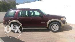2008 no1 explorer with sunroof & 146000kms at azibha