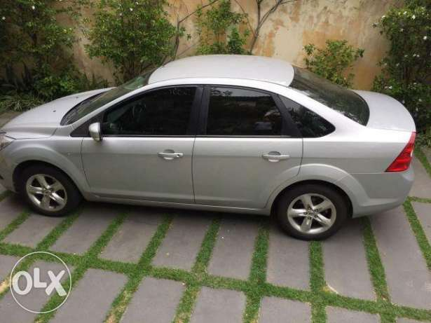 Expat Leaving - Ford Focus 2011 - Automatic - 40,000 KMS