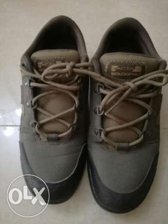 Once used Tracking shoes 41