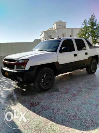 Chevrolet avalanch 4x4 for sale or exchange السيب -  3