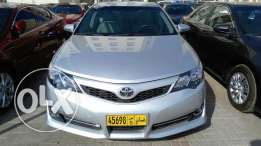 Toyota Camry 2013 silver cash or finance 7 years without any payment