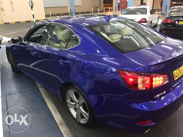Lexus IS 350 fsport مسقط -  2