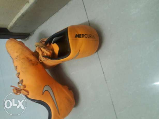 Nike Mercurial jr.