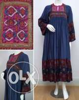 Afghan kuchi dress for women