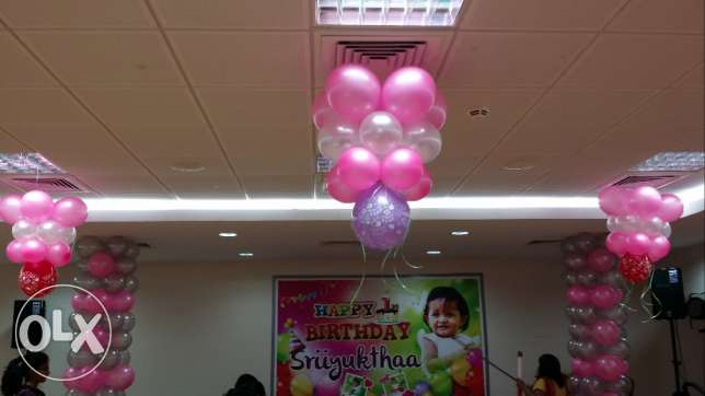 Ballon Decoration مسقط -  2