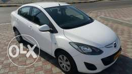 Mazda 2 Model 2013 Low Mileage 75km Full Service History at the Dealer