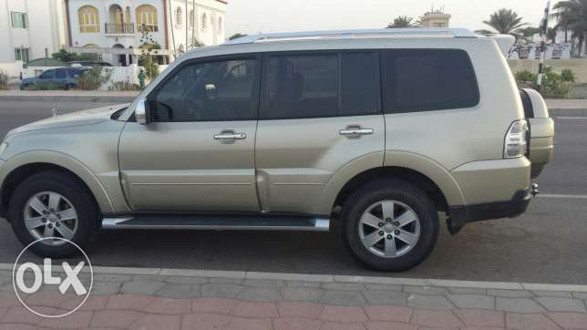 Pajero 2008 full automatic oman agency zubair السيب -  6