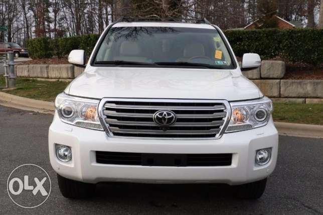 One time owned 2014 Toyota Landcruiser GXL