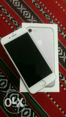 Iphone 7 (Brand new) Urgent sale! Unwanted gift مسقط -  1